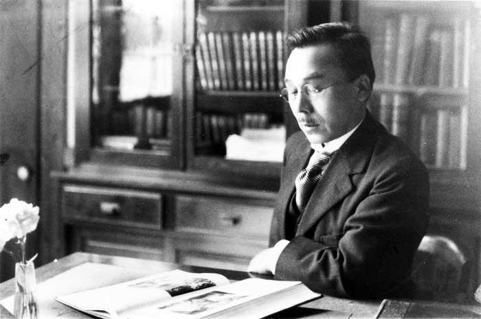 大阪時代の福来友吉博士
